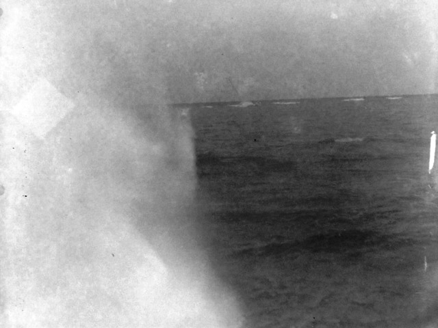 Dec. 10, 1930-The Wreck of the Basilisk-NE Point