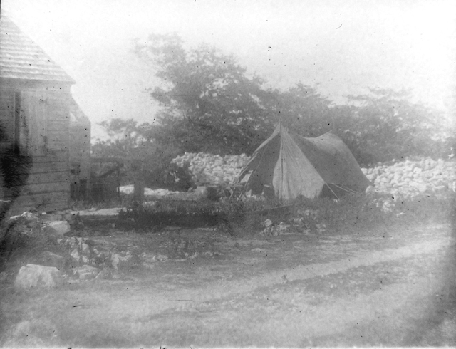 Dec. 1930-The Tent at Matthewtown